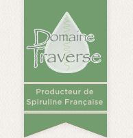 Spiruline Domaine Traverse